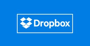 penyimpanan file online dropbox