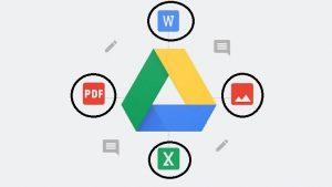 aplikasi penyimpanan file online google drive