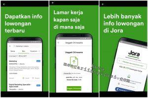 Aplikasi Mencari Kerja Online