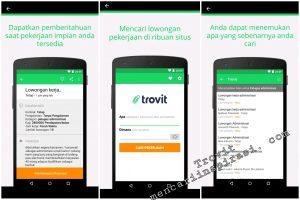 aplikasi melamar kerja online