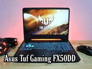 Asus Tuf Gaming FX505DD REKOMENDASI LAPTOP GAMING TERBAIK 2020