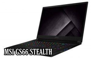 MSI GS GS66 STEALTH