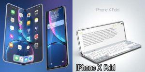 smartphone terbaik 2020 iphone x fold