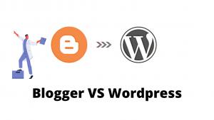 perbedaan Blogger vs WordPress
