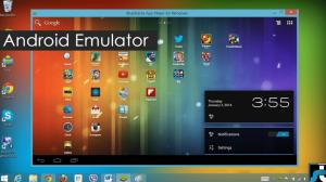 bluestack emulator aplikasi