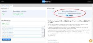 menghasilkan uang dari blogger