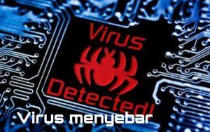 ancaman virus pada windows crack