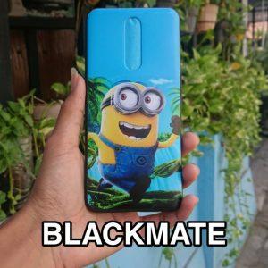 case costum blackmate