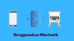 menghubungkan wifi hp ke laptop via bluetooth