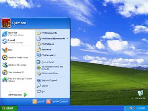 os windows xp