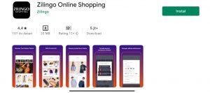 Aplikasi Belanja Fashion Terbaik