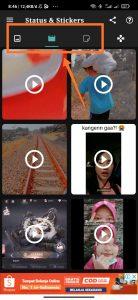 cara menyimpan video wa tanpa aplikasi